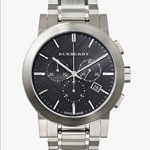 Burberry The City Chronograph Men's Wristwatch